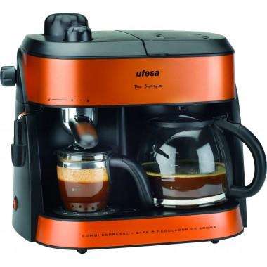 Cafetera Espresso 2en1...